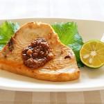 メカジキの醤油麹焼き