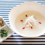 メカジキの中華粥